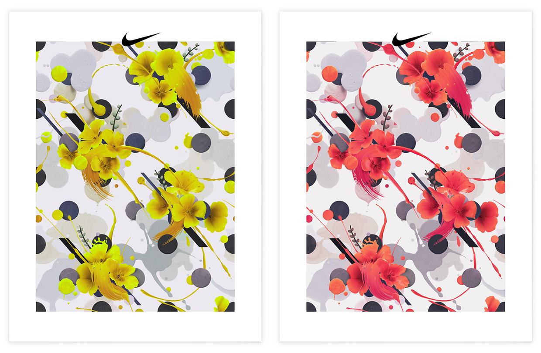 Selected Nike Projects by Pawel Nolbert