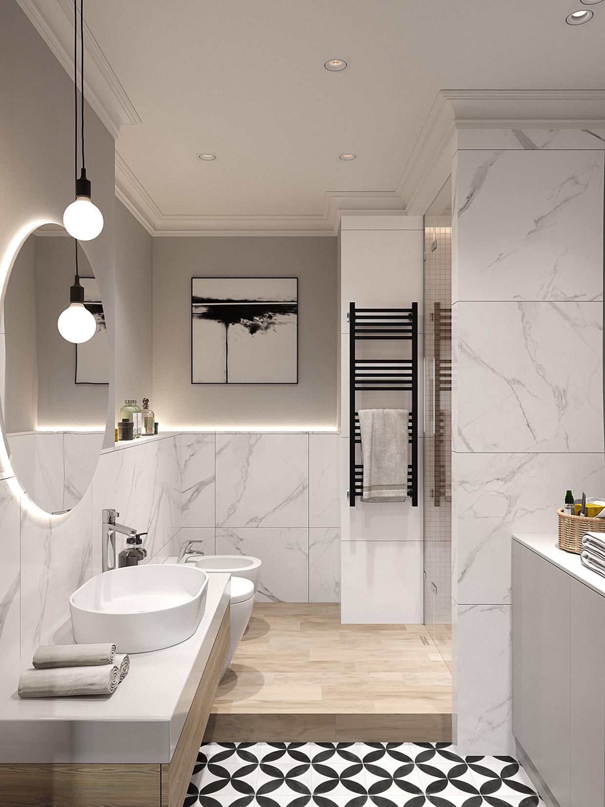 177 besten bath bilder auf pinterest badezimmer bad inspiration und architektur. Black Bedroom Furniture Sets. Home Design Ideas