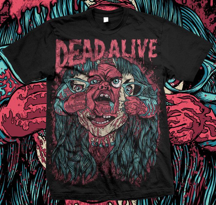 Demons Movie t Shirt And Demons T-shirt Designs