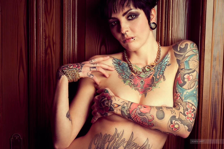 Tattoo Erotica Magazine 90
