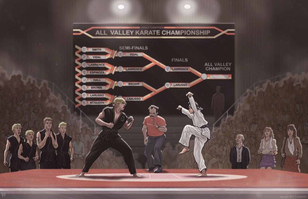 Karate Kid Final Fight