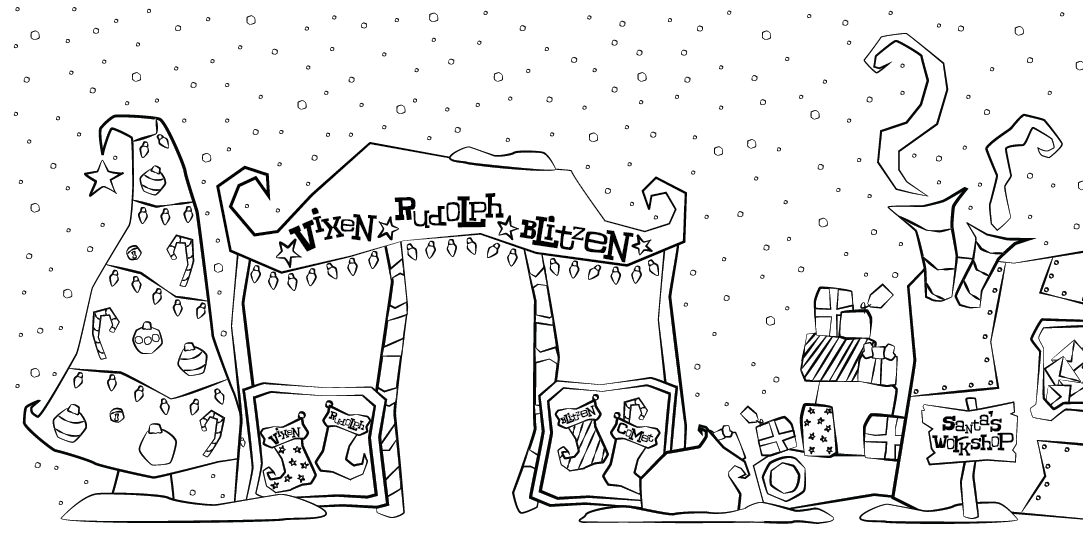 ruff ruffman coloring pages - photo#20