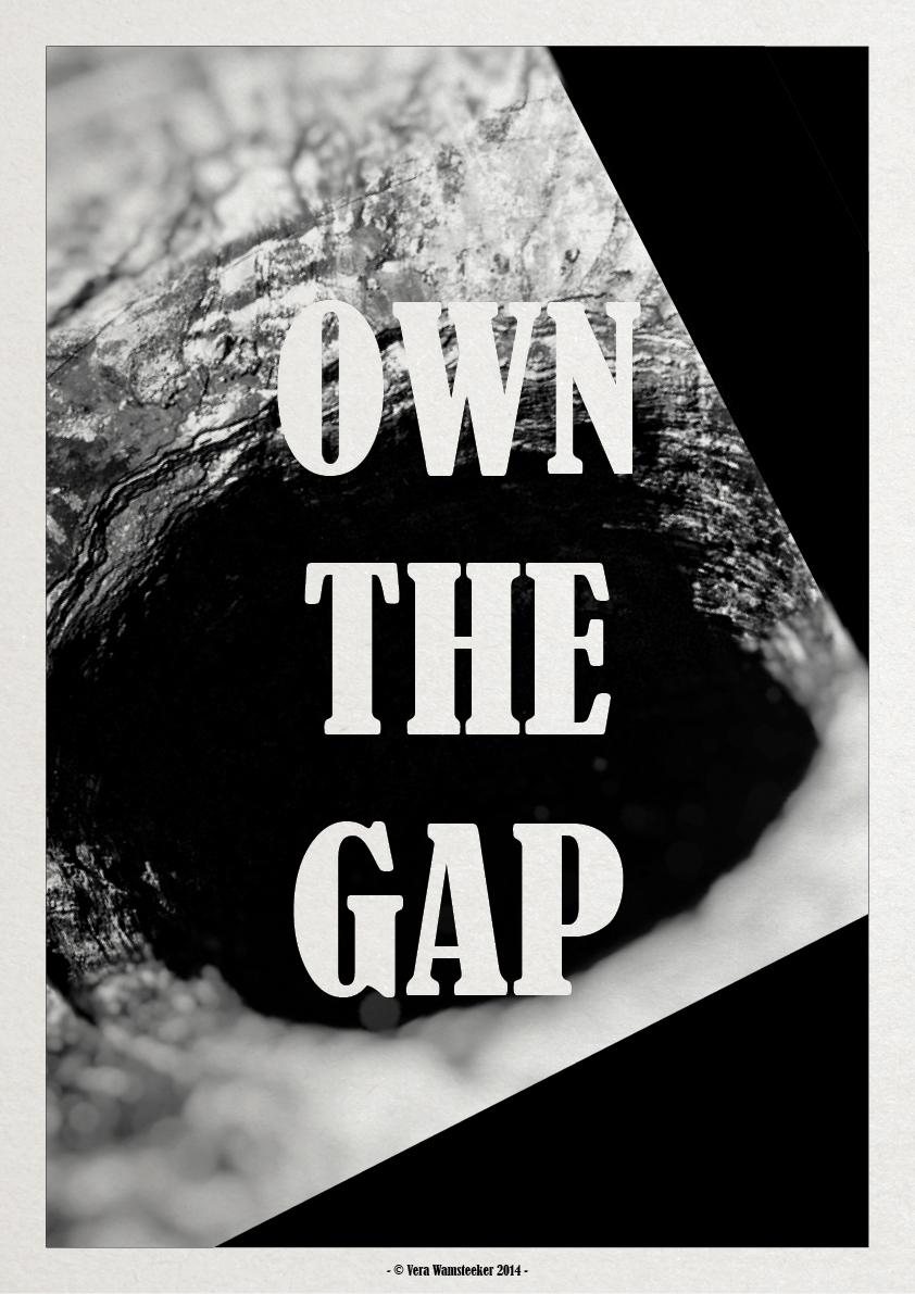 Own The Gap - Vera Wamsteeker