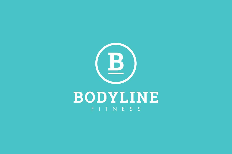 Bodyline Logo Bodyline Fitness | Logo Design