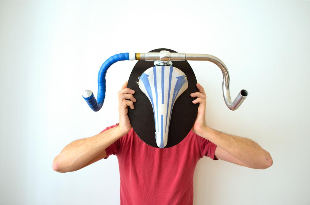 6c21dafcccdb41ed88dedfee25c97d9b Велосипедные рога или веселая идея для дома или подарка от Andreas Scheiger. svoimi rukami ideya podarka