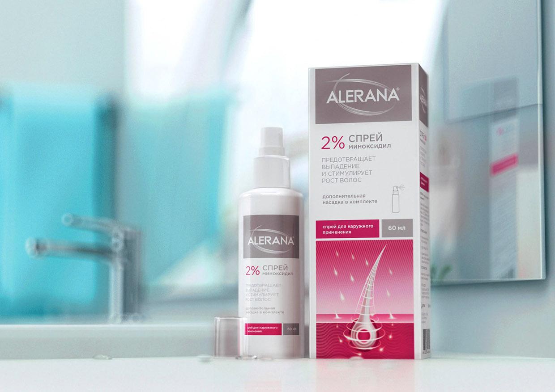 Спрей для роста волос alerana отзывы