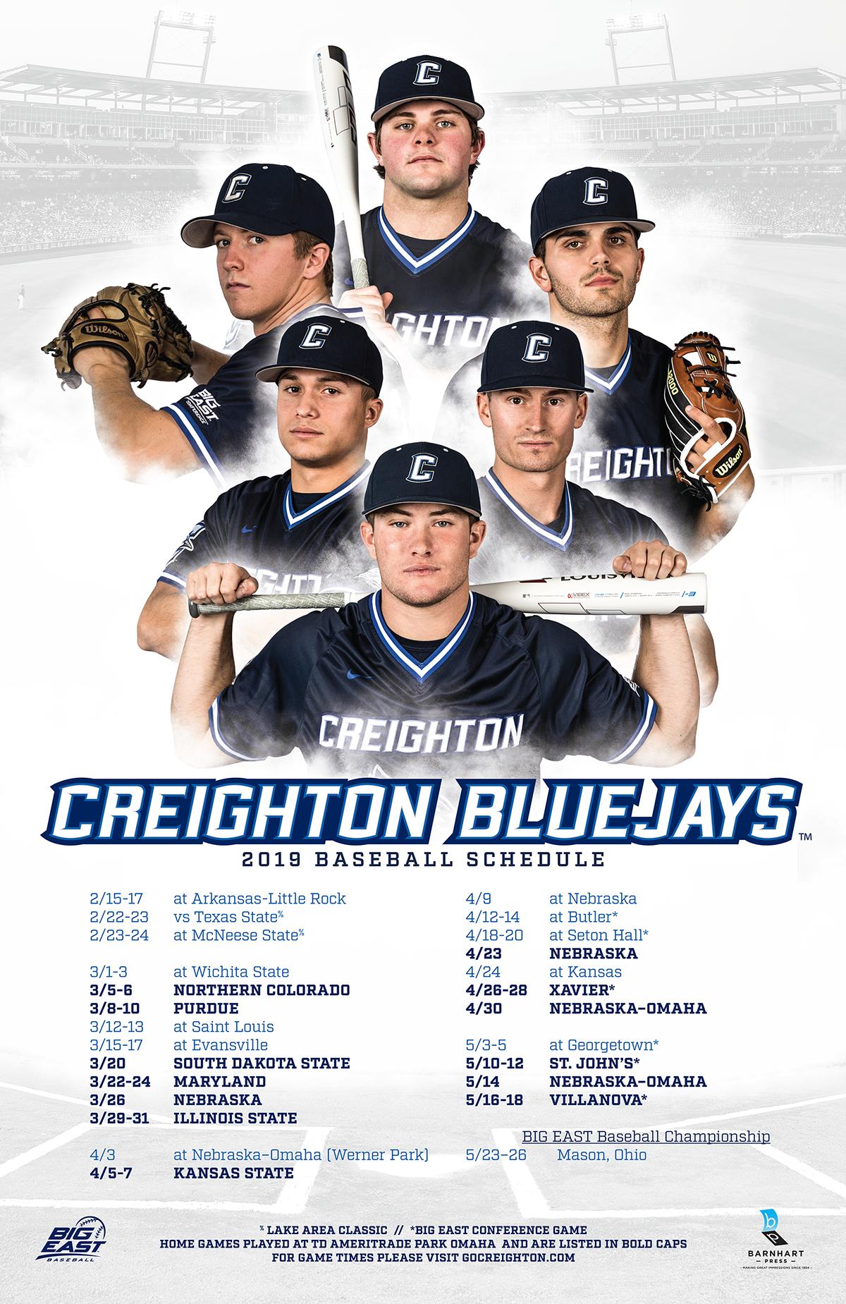 hot sale online 91814 6c722 Creighton Baseball 2019 on Behance