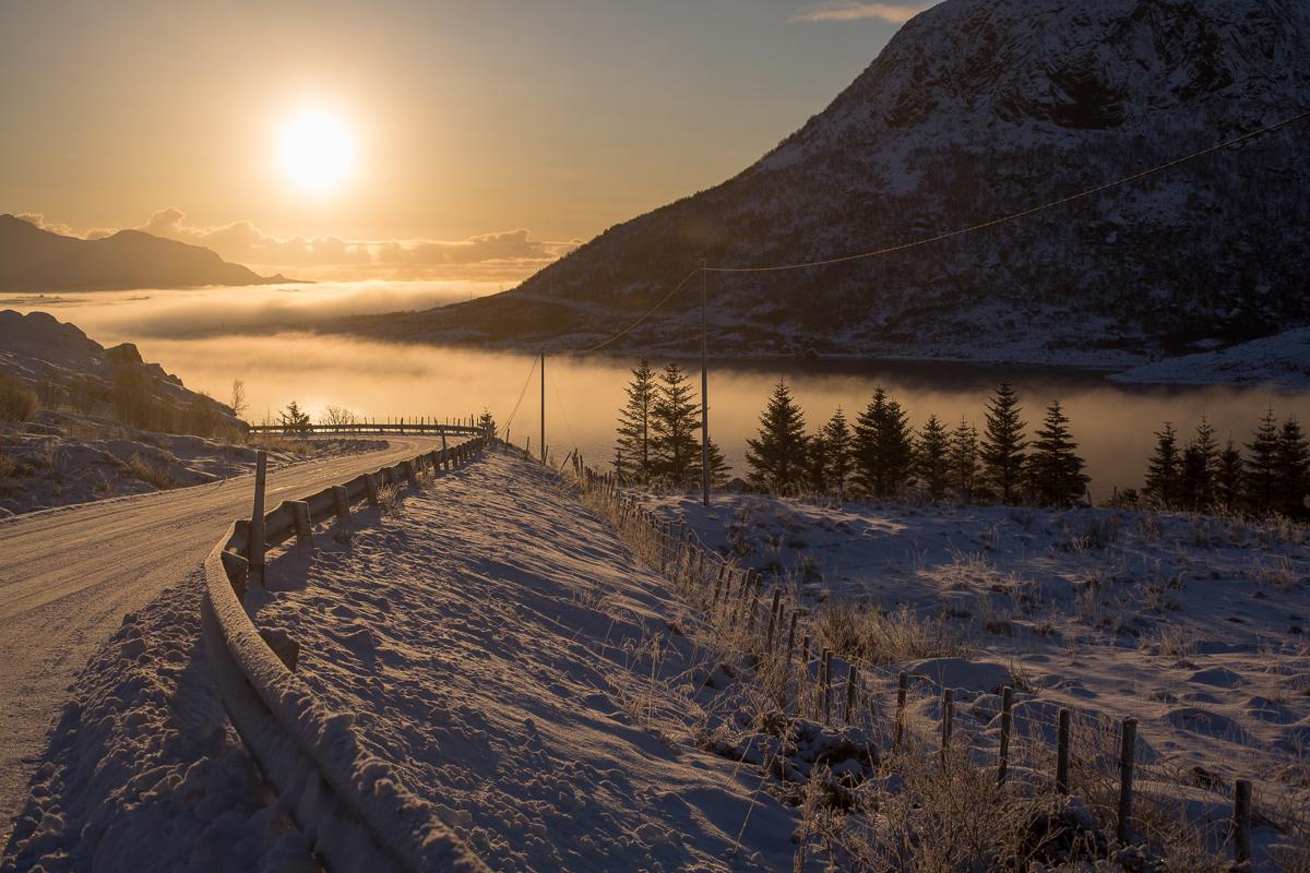 lofoten norway Scandinavia Northern Lights Aurora Borealis Landscape Travel beach islands Europe winter sea Polar circle
