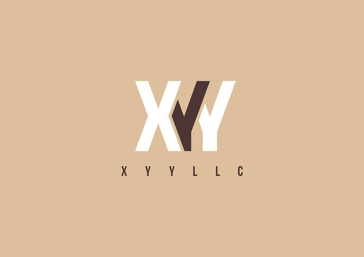 moda logo brand identity xxy Fashion shop shop font type design Logotype Stationery female accessories brand identity