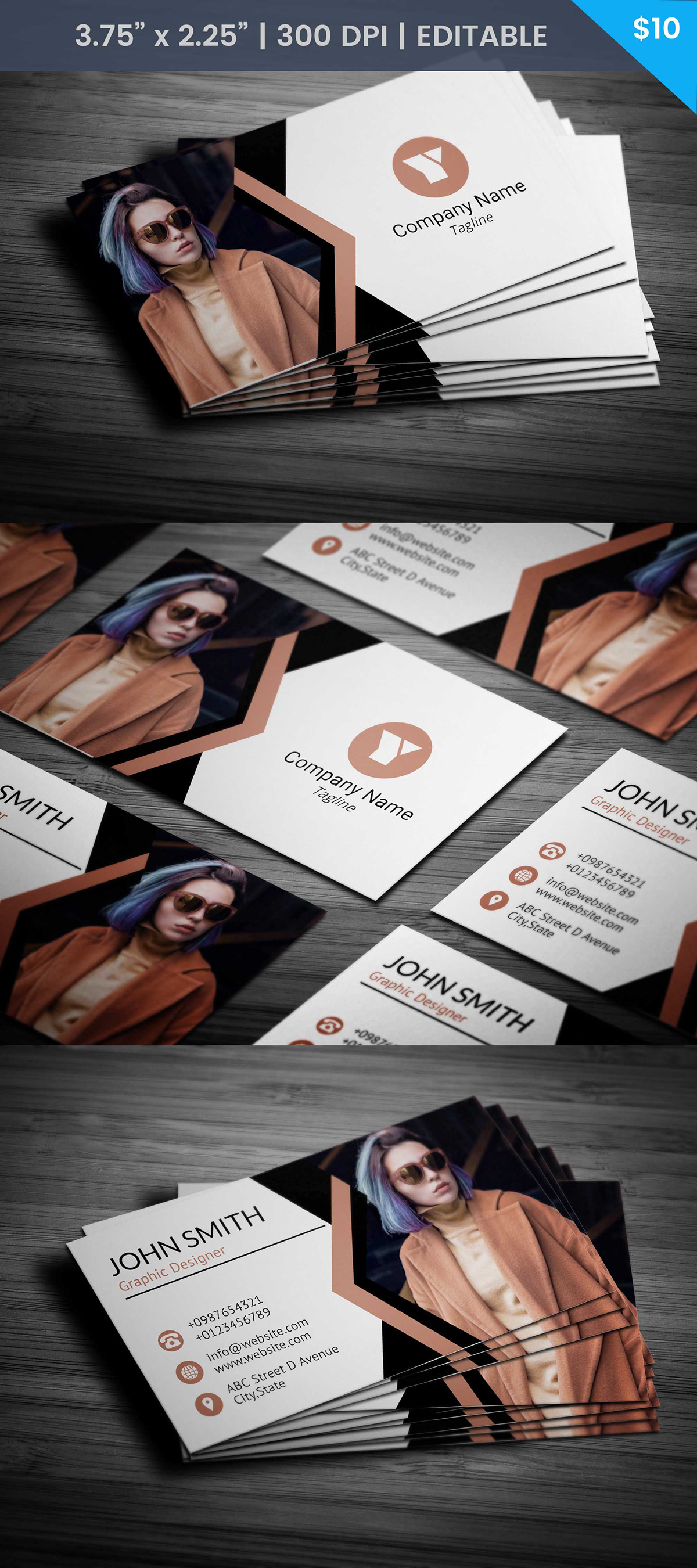 Fashion blogger business card on pantone canvas gallery fashion blogger business card colourmoves