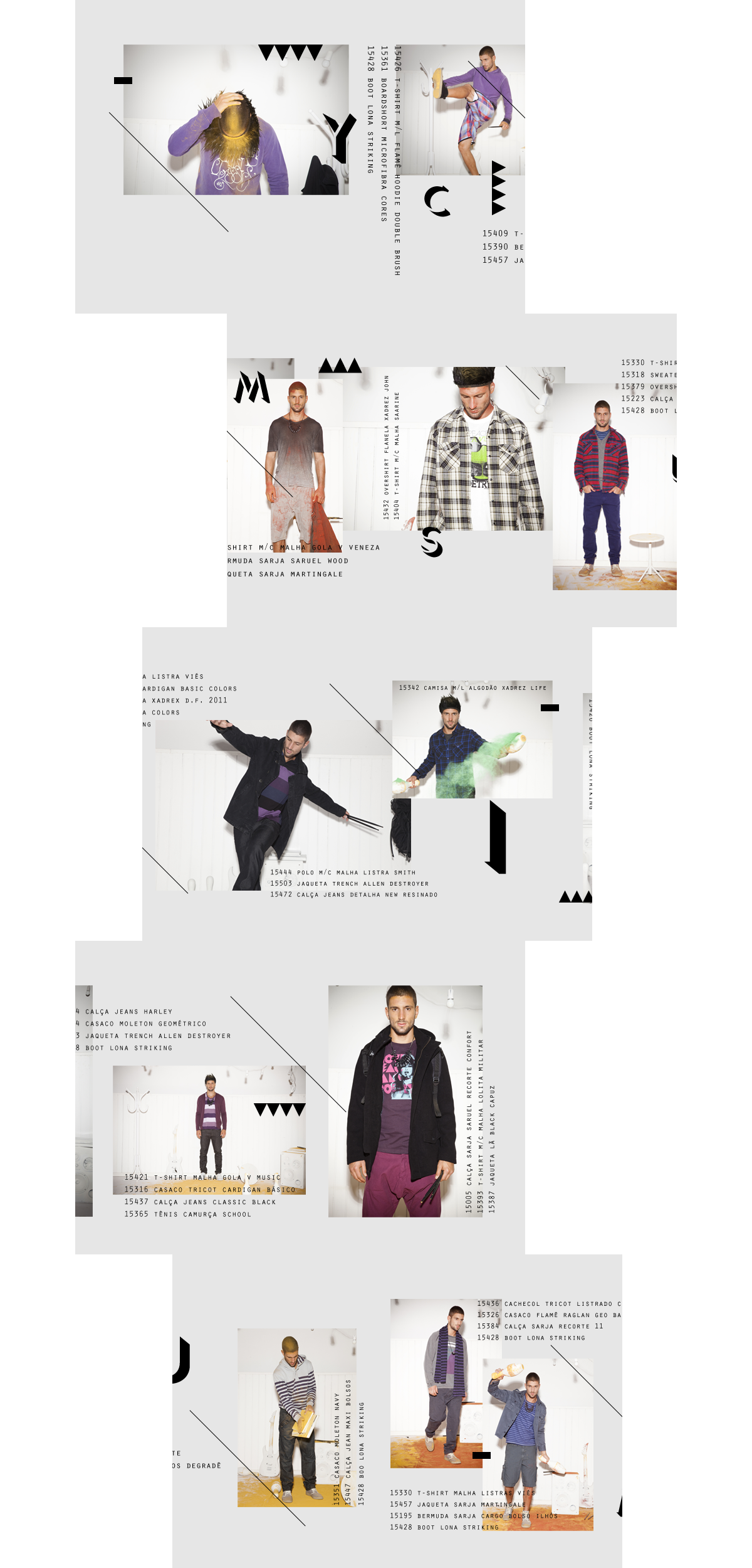 Interface interaction UI Clothing store mobile Website app ai