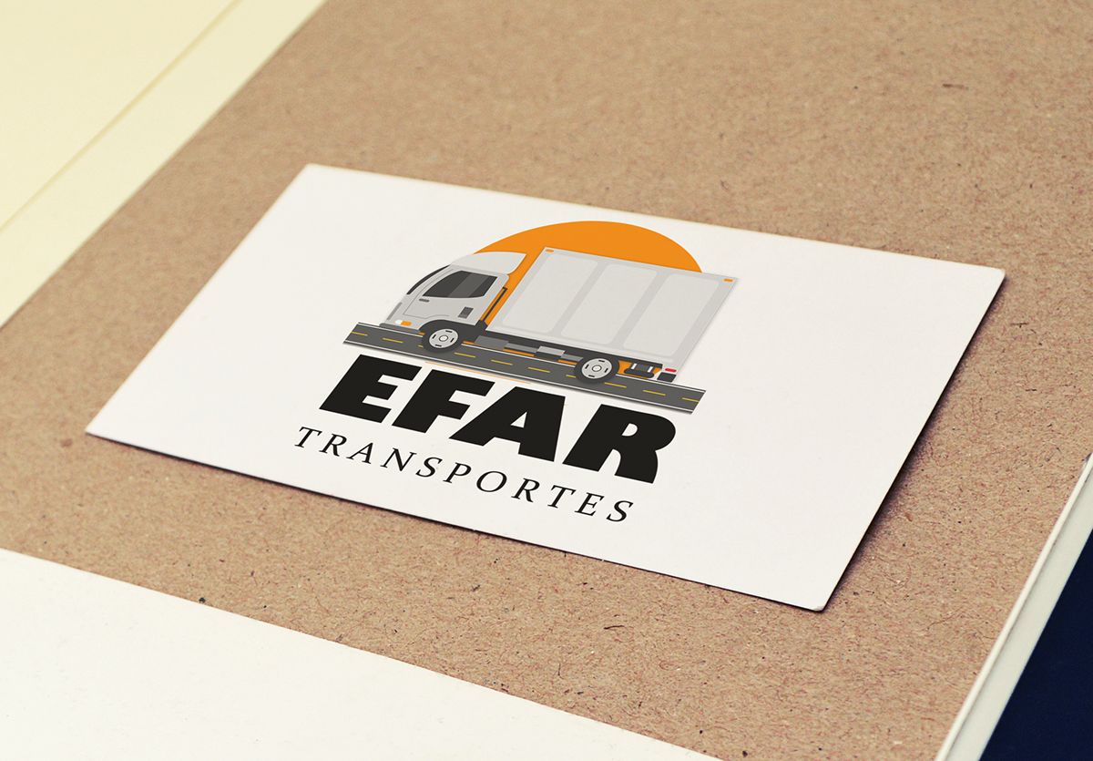 transportes Logomarca