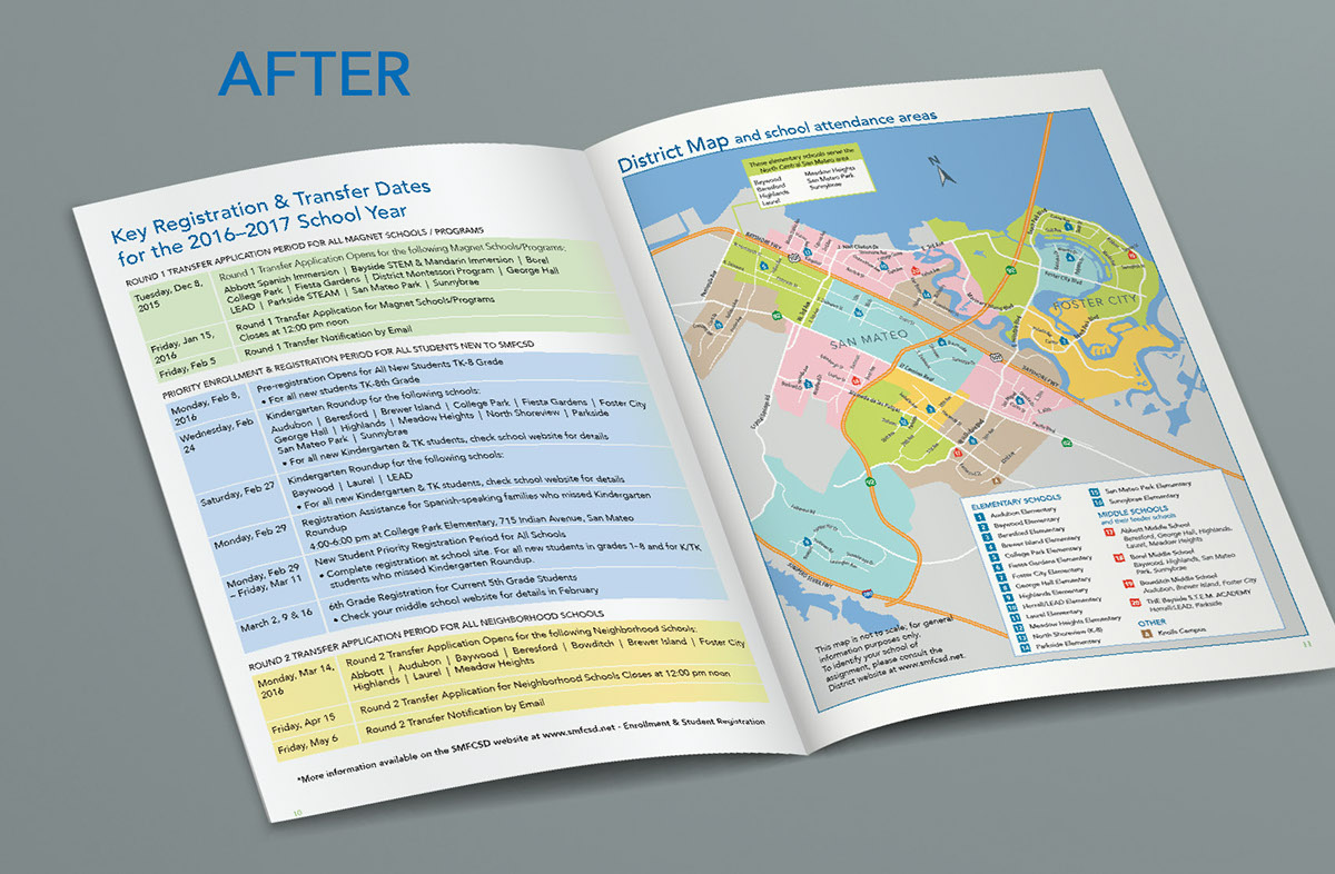Case Study: San Mateo-Foster City School District on Behance