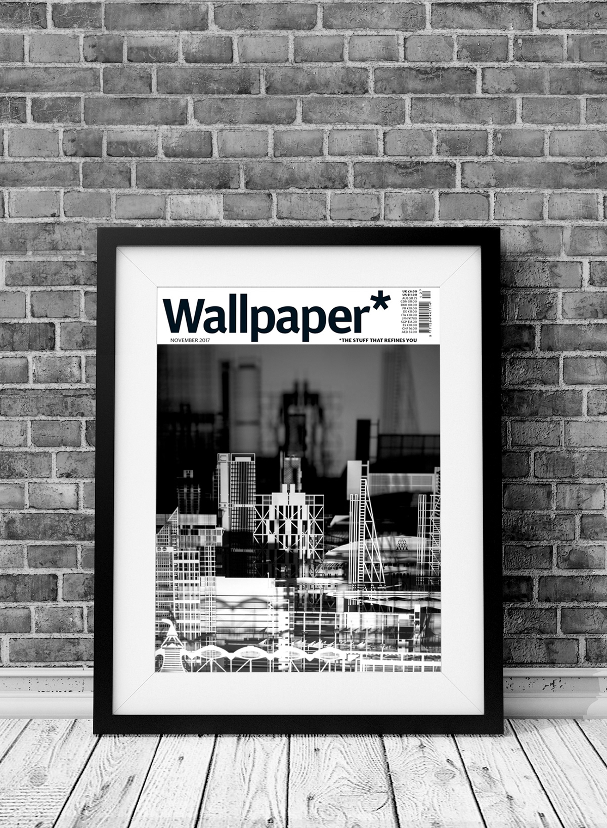 Wallpaper Magazine On Behance