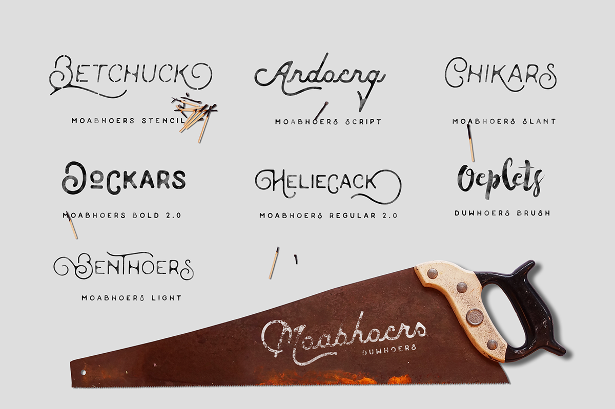 Download Duwhoers Brush Free Font on Behance