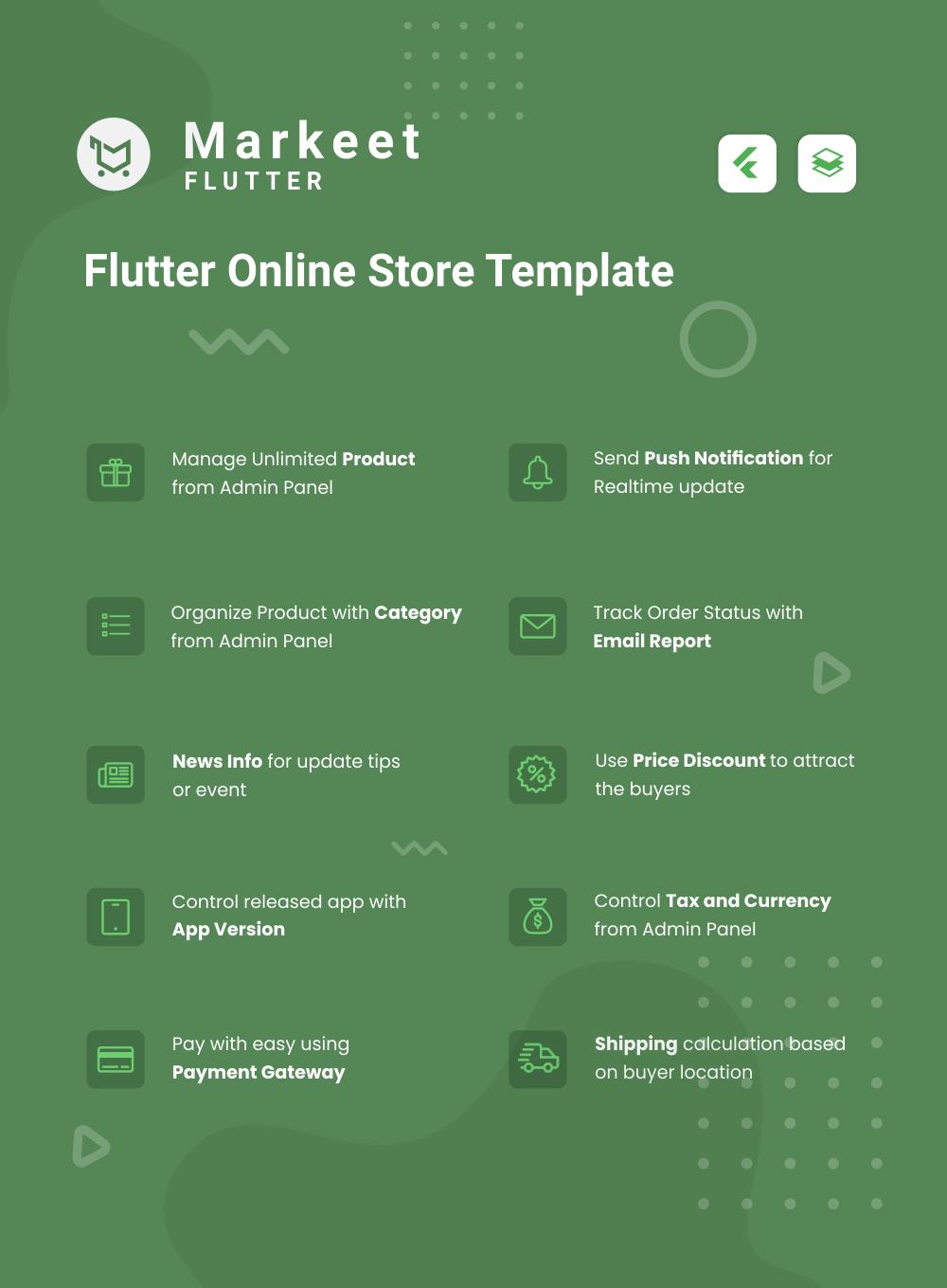 Markeet Flutter - Ecommerce Flutter App 2.0 - 4
