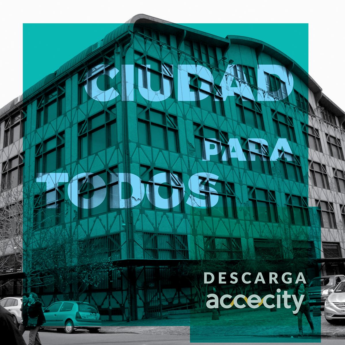 app urbanism   SmartCity accesibility