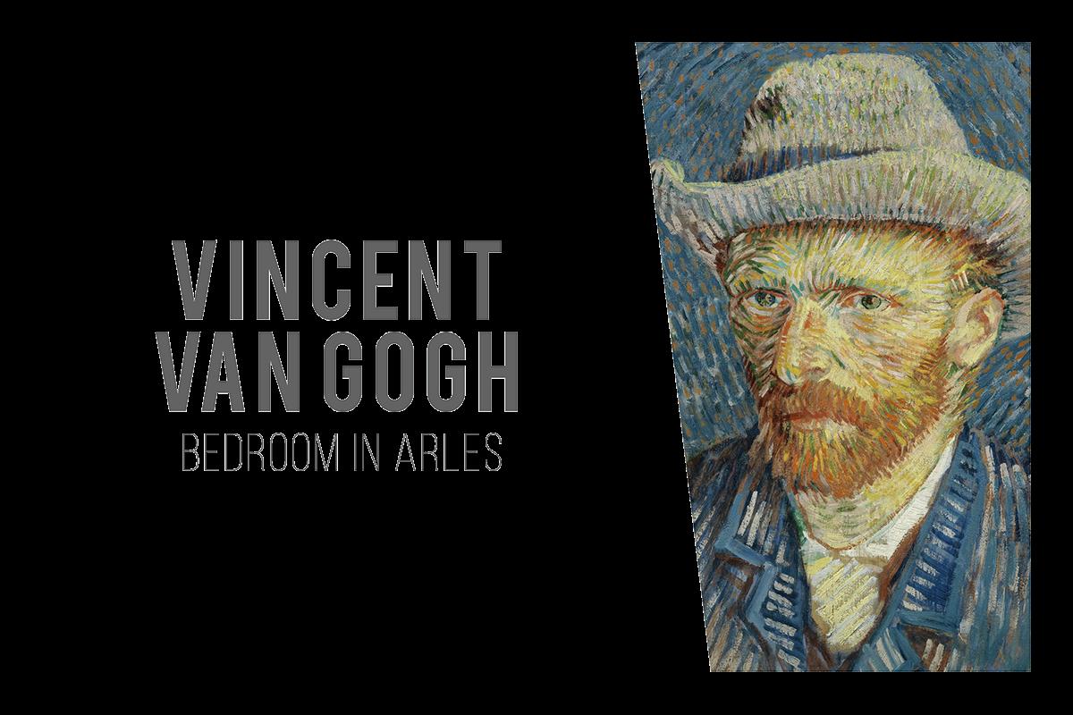 vincent van gogh - bedroom in arles 3d on behance