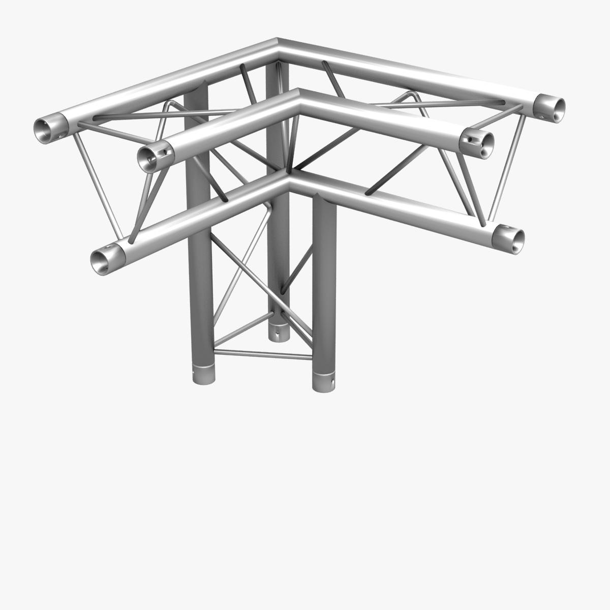 trusses square triangular beam bundle 00 collection 17 on behance Bolt Gage for Beams thank you