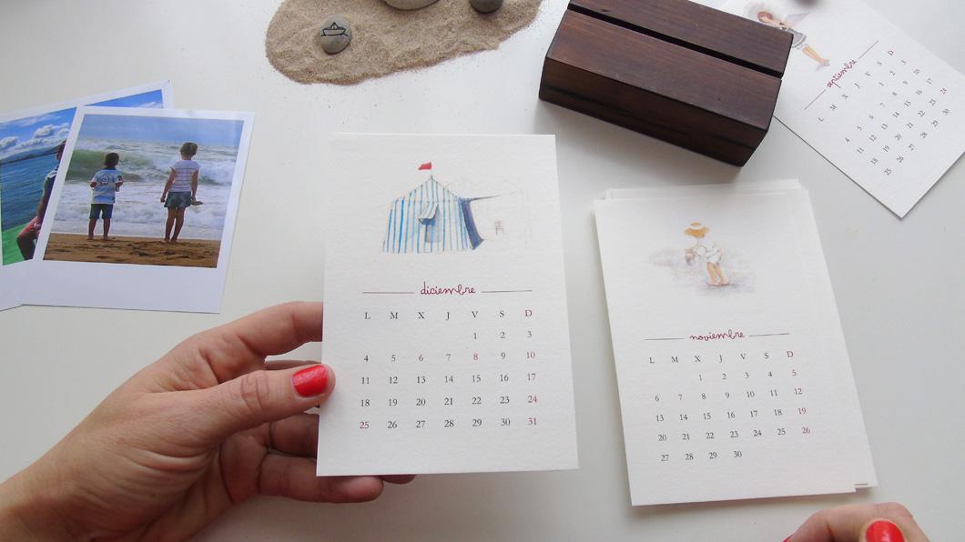calendar ILLUSTRATION  design graphic design  brand watercolour branding  Drawing  draw