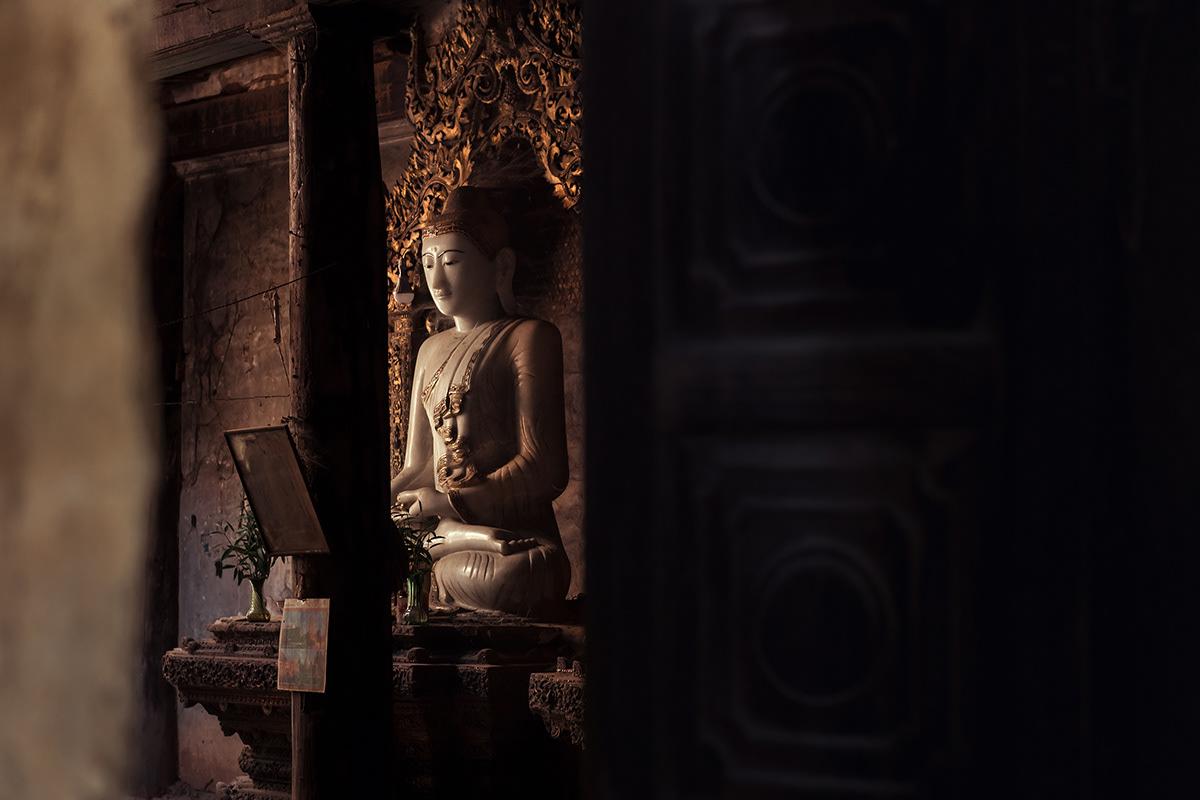 Travel Landscape Nature humane Sunrise Buddhist monks