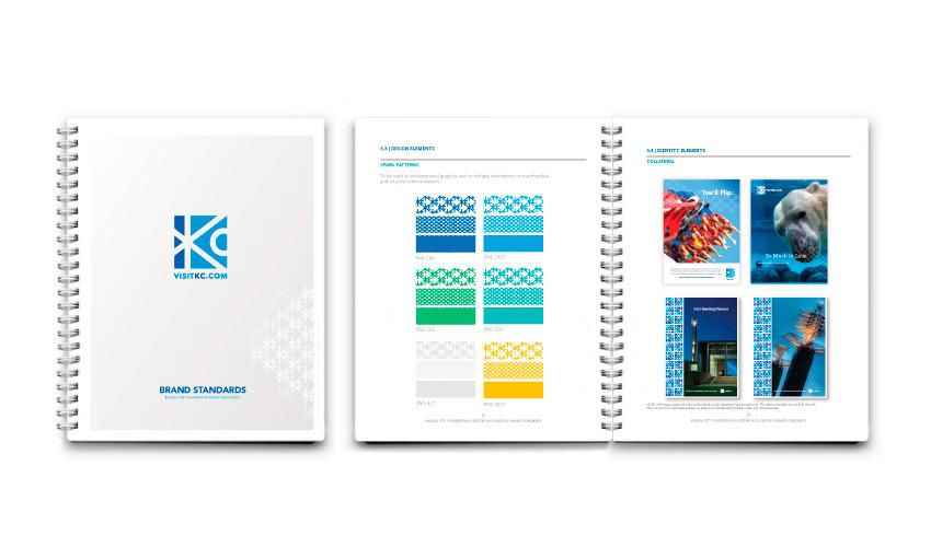 KCCVA,kansas city,logo,system,design system