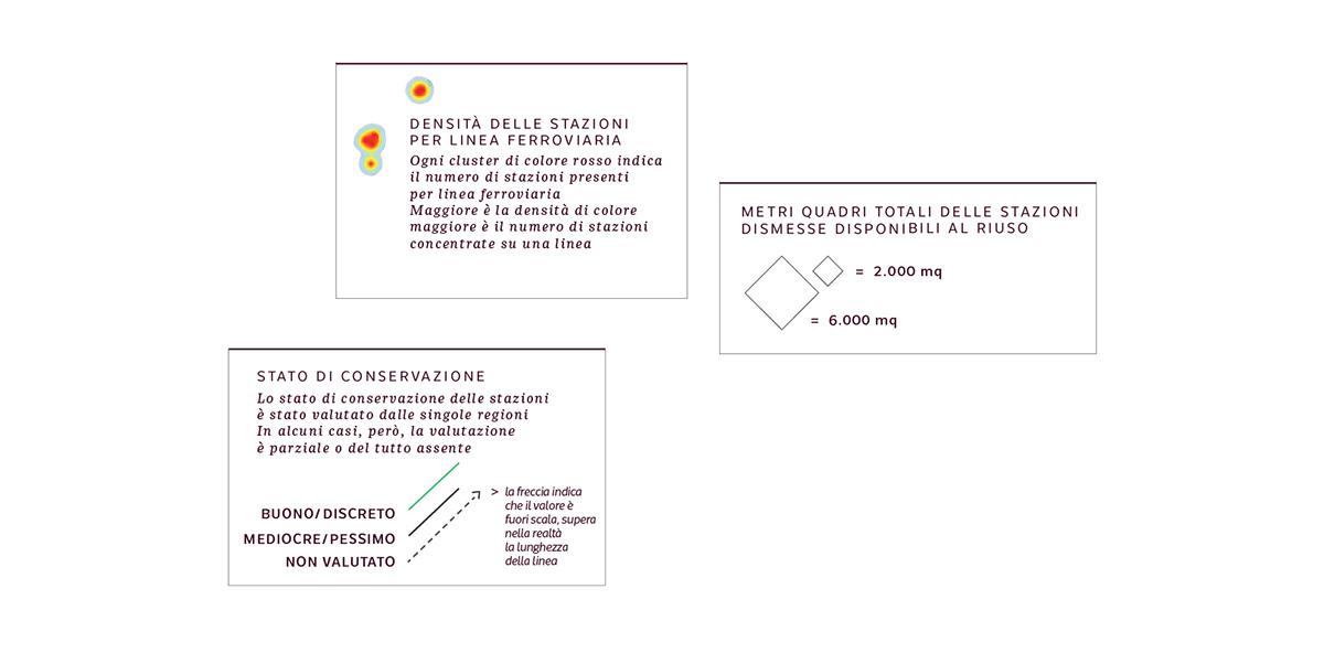 italia stazioni dismesse Transport Italy train station railway la lettura
