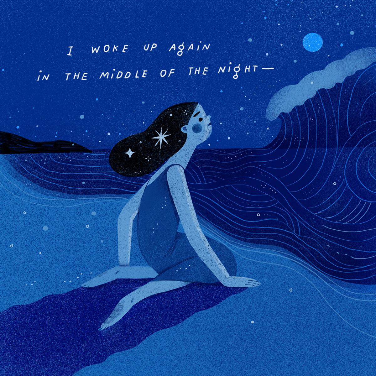 illustrated poetry poem Poetry  short story Zine