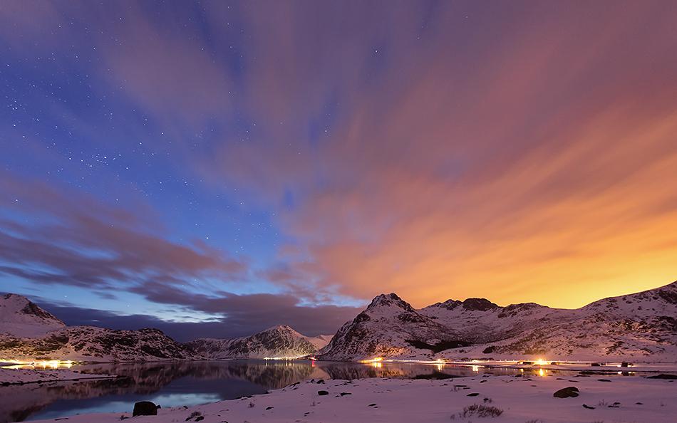 Nordic Landscapes on Behance