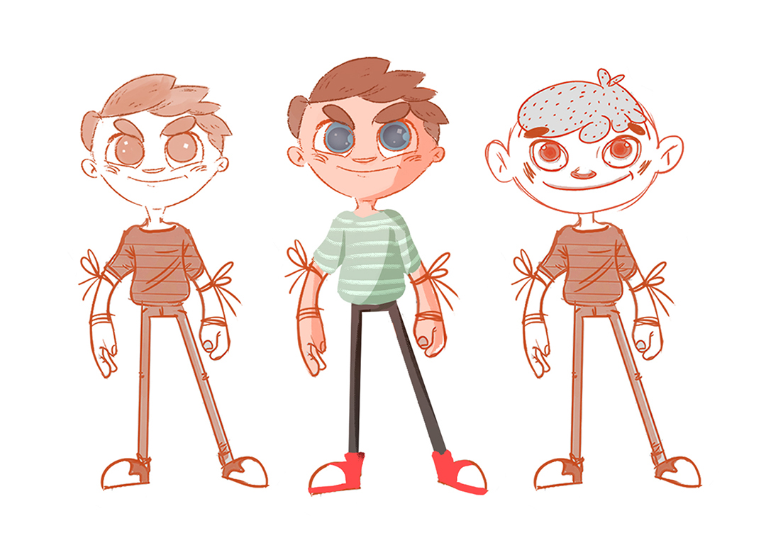 Character Design Project Brief : Random character designs for projects on behance