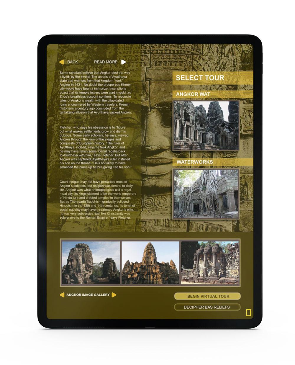 iPad design terracotta warriors