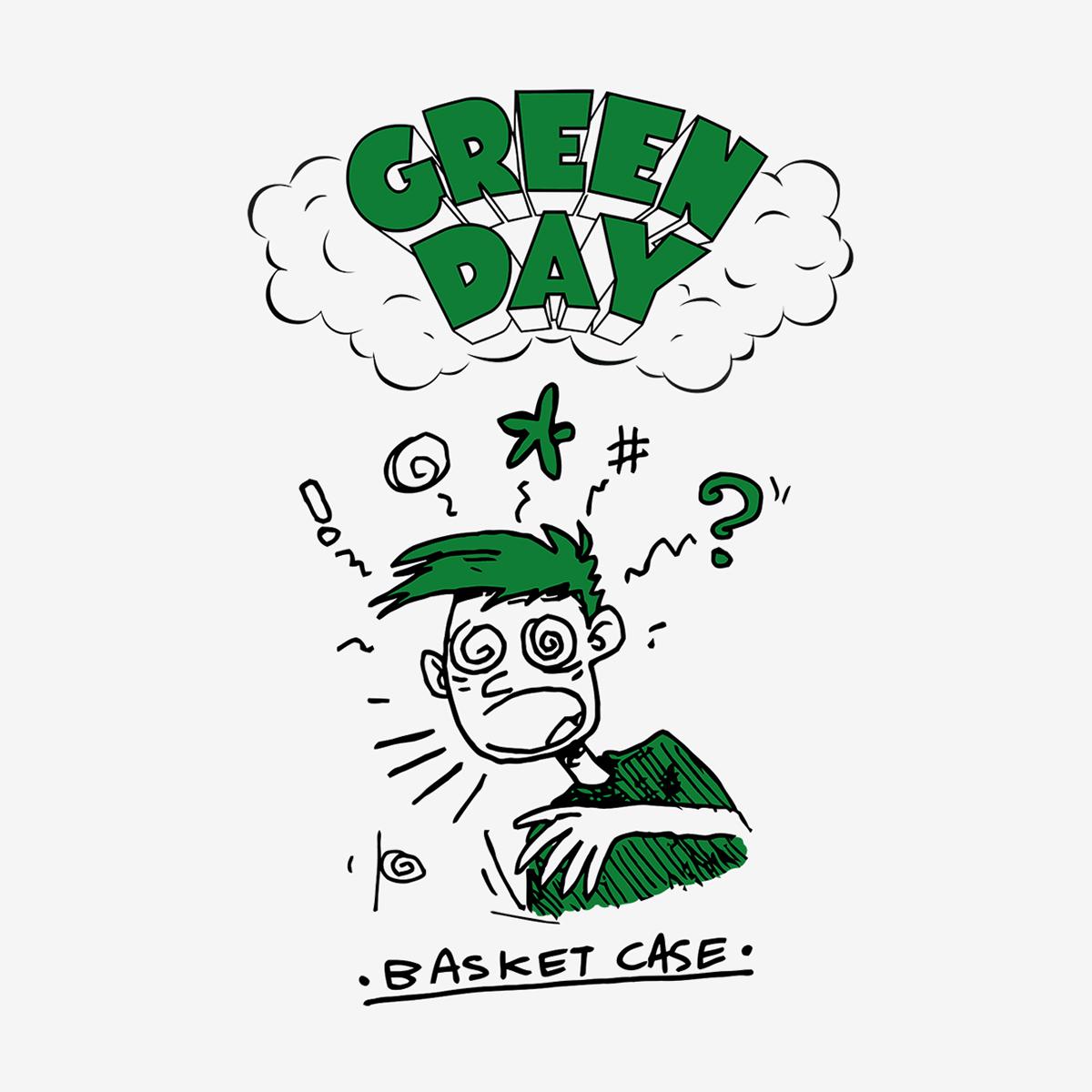 green day dookie anniversary bundle on behance