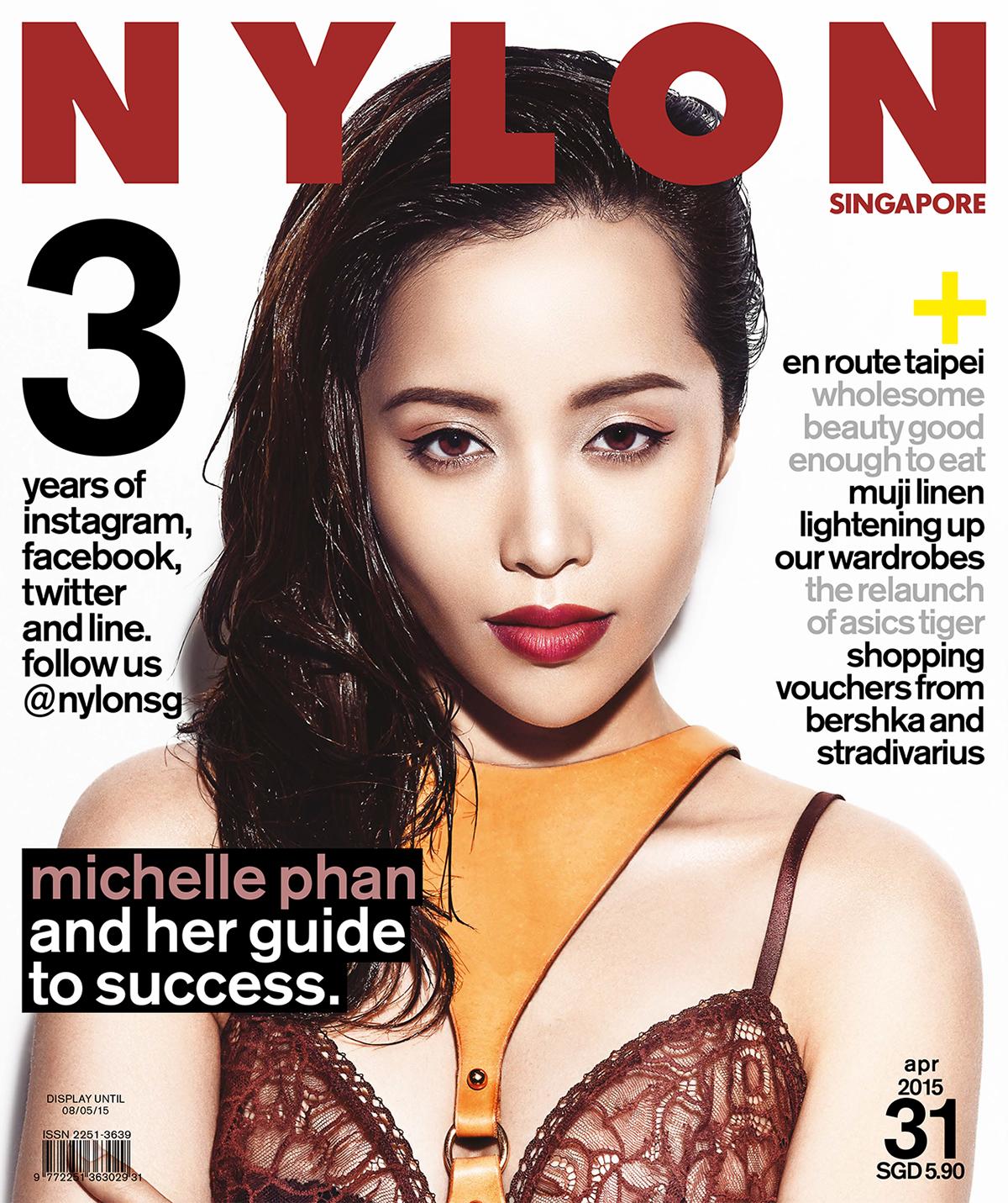 Tones For Nylon Magazine
