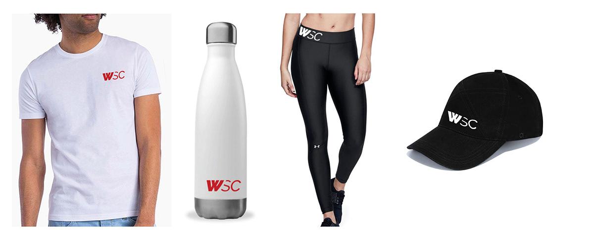 ad fitness graphism Logotype sport Wellness
