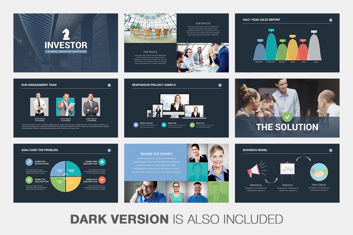 Powerpoint Presentation Template Designs