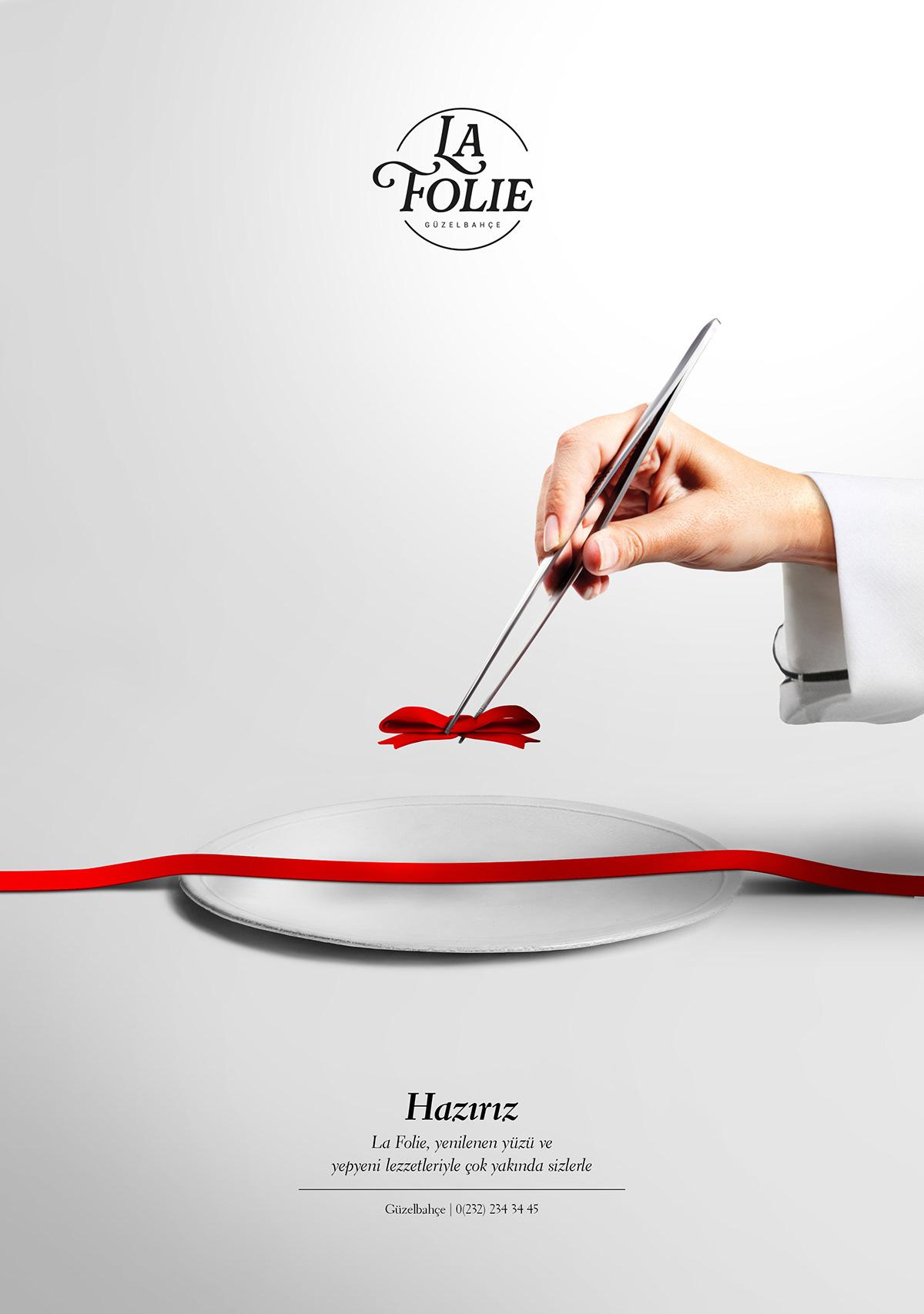 La Folie Opening Print Ad On Behance