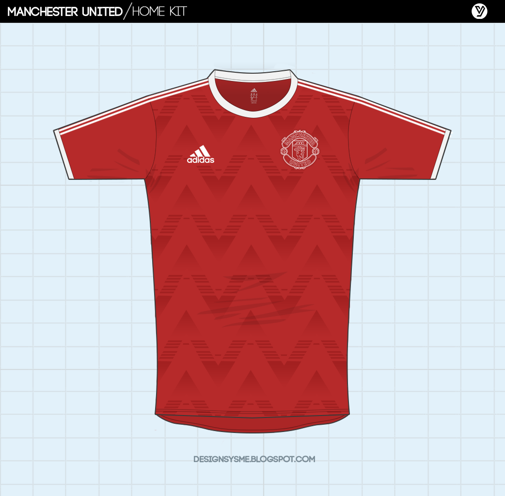 a1853f2be46 Retro Adidas Manchester United Shirt – EDGE Engineering and ...
