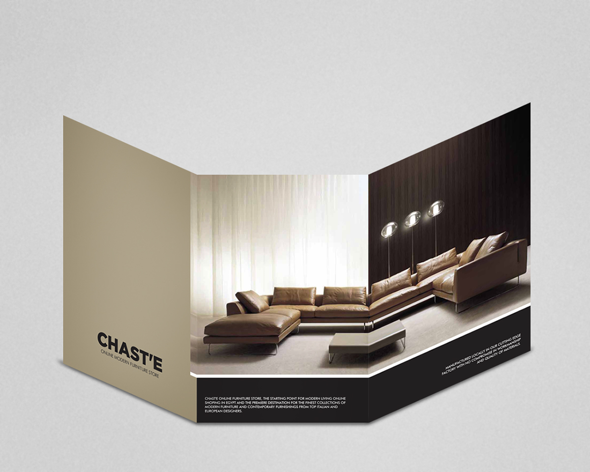 point for modern living online shopping in Egypt and the premiere  destination for the finest collection of modern furniture and contemporary  furnishing. CHAST E Furniture Store on Behance