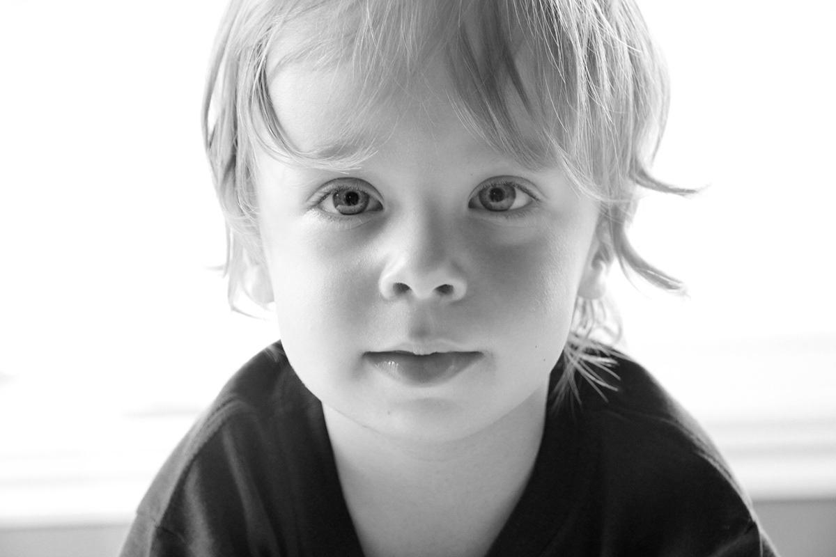 face portrait photo kids