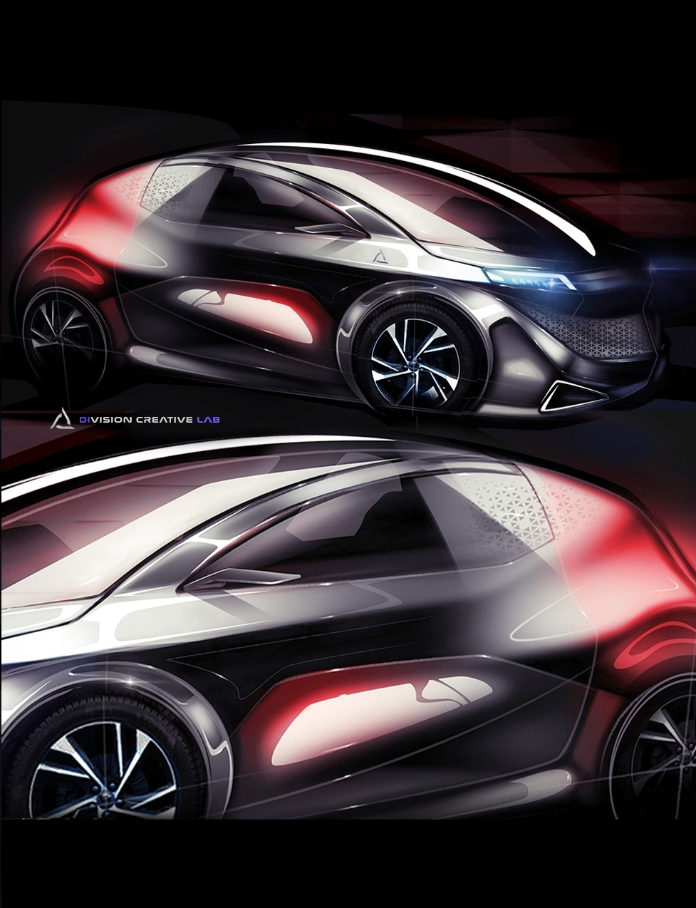 cardesign ILLUSTRATION  sketches automotive   design productdesign transportation engine