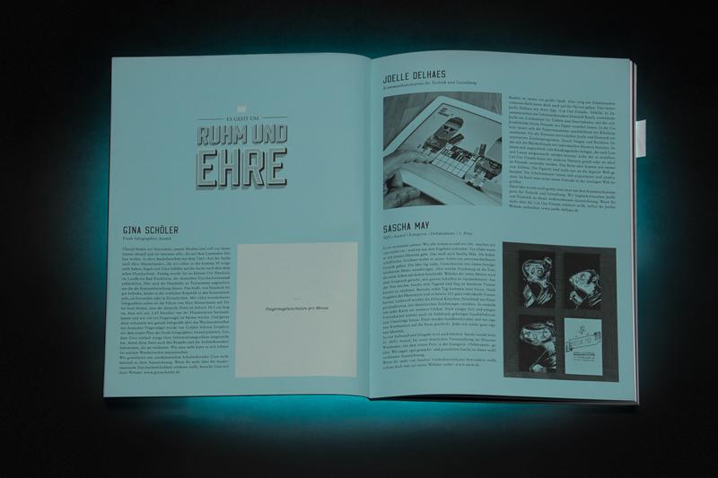 Komma mannheim editorial magazin germany