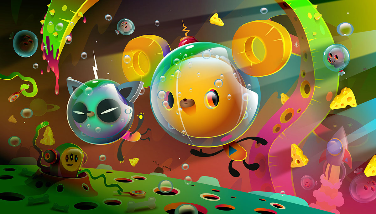 To affinity and beyond on behance for Programmi per designer