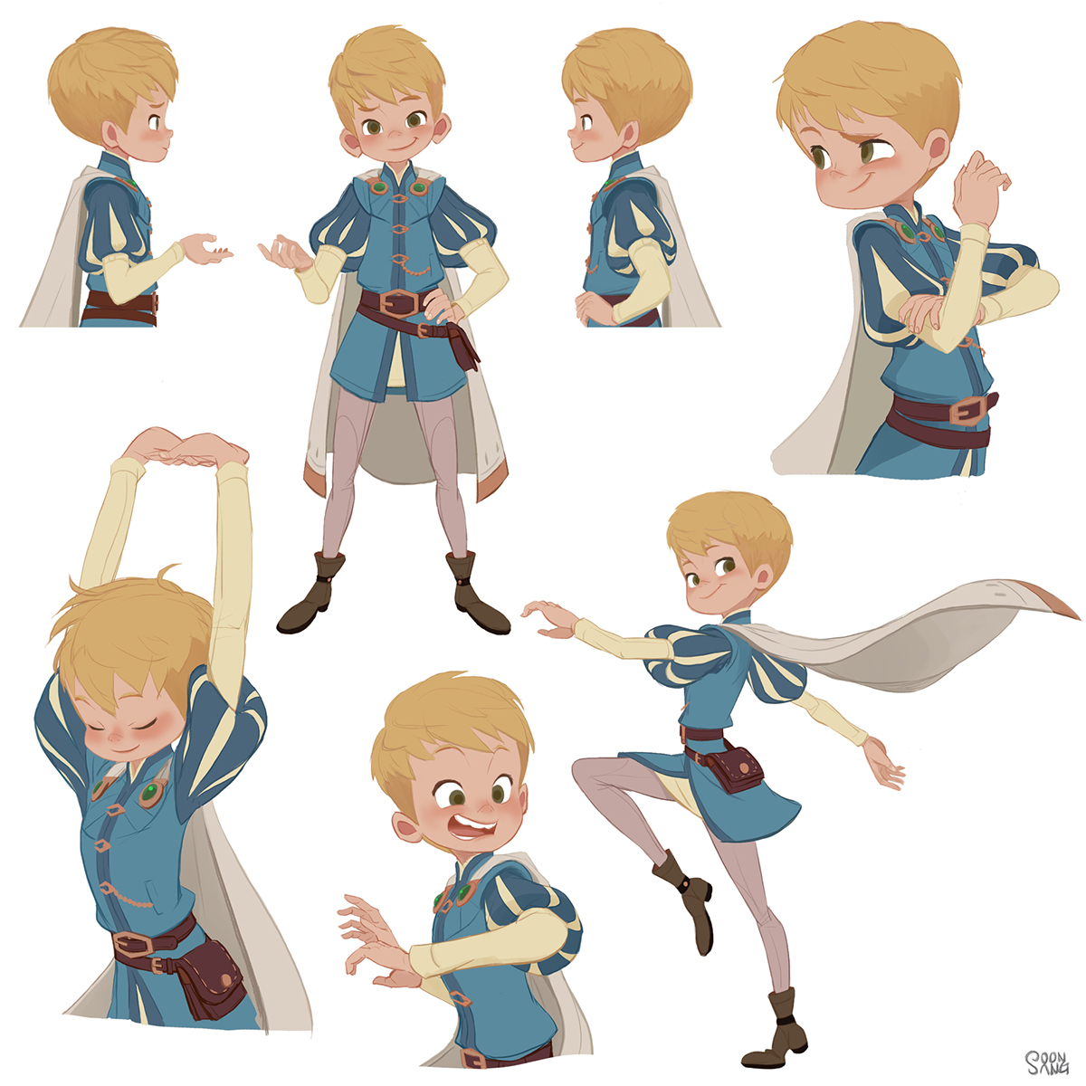 Character Design Book Artist : Robin hood quot king s son on behance