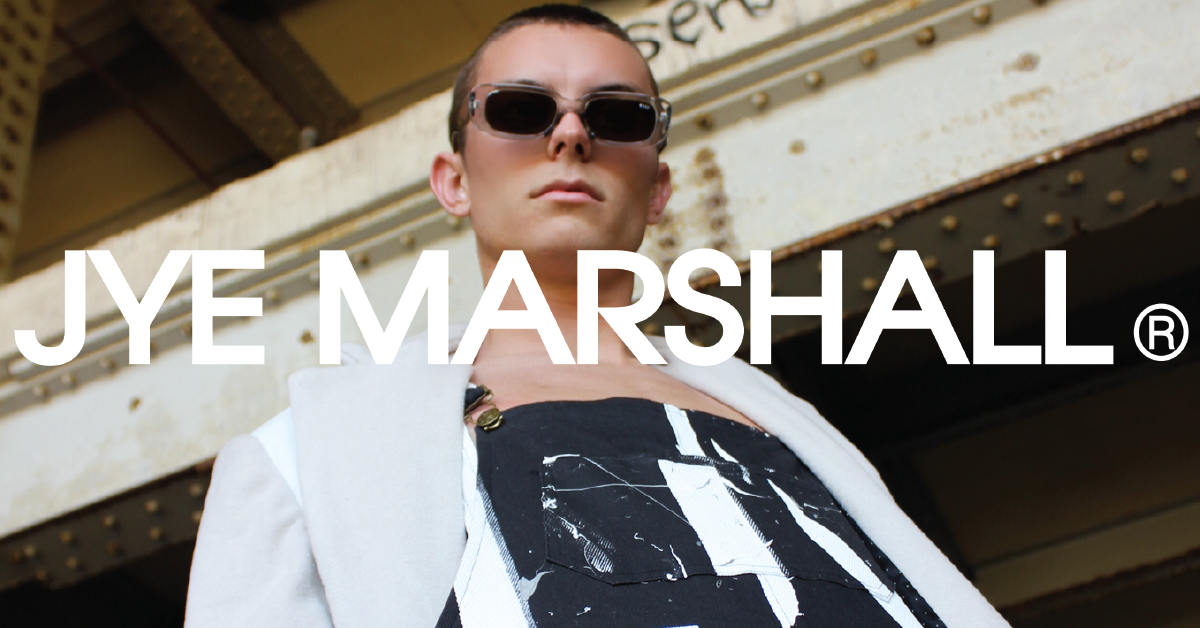 Fashion  fashion collection fashion lookbook fashion video Jye Marshall Menswear