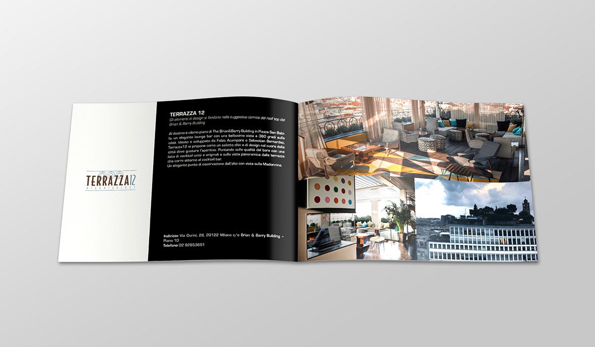 Dorrego Company Brochure Proposal On Student Show