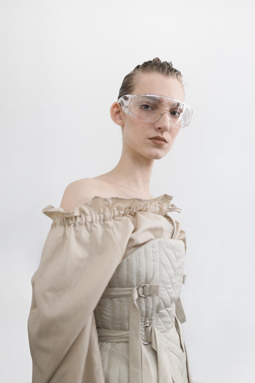 Fashion  Photography  anne sofie madsen Dario Ruggiero nasty magazine fashion week backstage