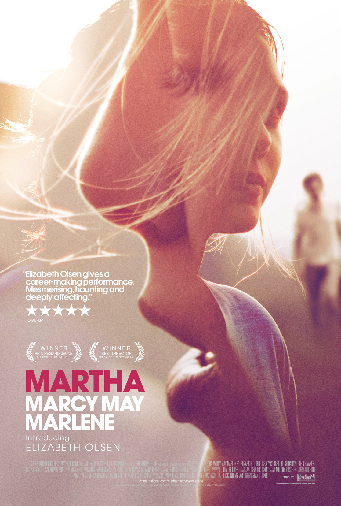 Image result for martha marcy may marlene poster