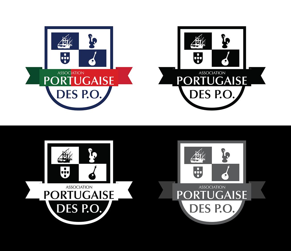 appo Associação Portuguesa dos Pirineus Orientais Logotipo