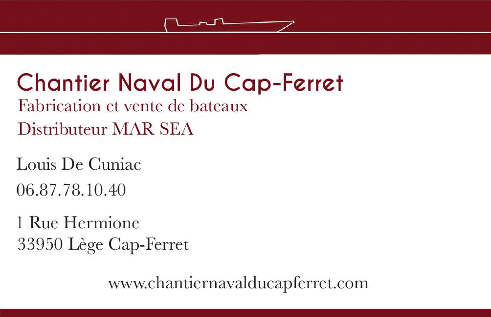 Save To Collection Follow Following Unfollow CARTE DE VISITE CHANTIER NAVAL