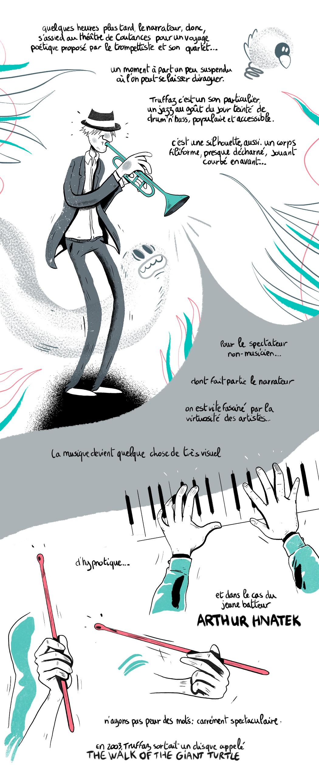 Graphic Novel comics Web jazz